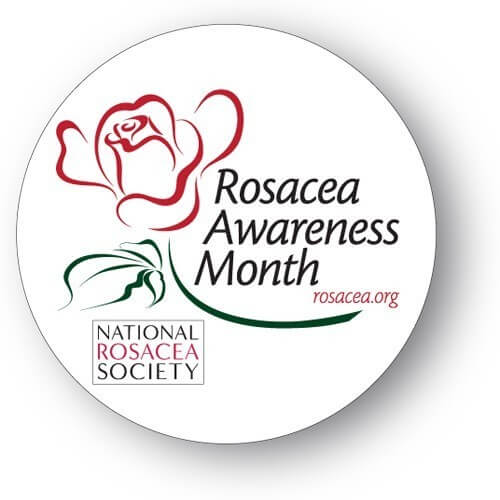 Rosacea Awareness Month
