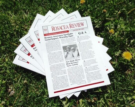 Spring 2013 Rosacea Review