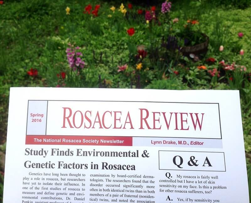 Spring 2016 Rosacea Review