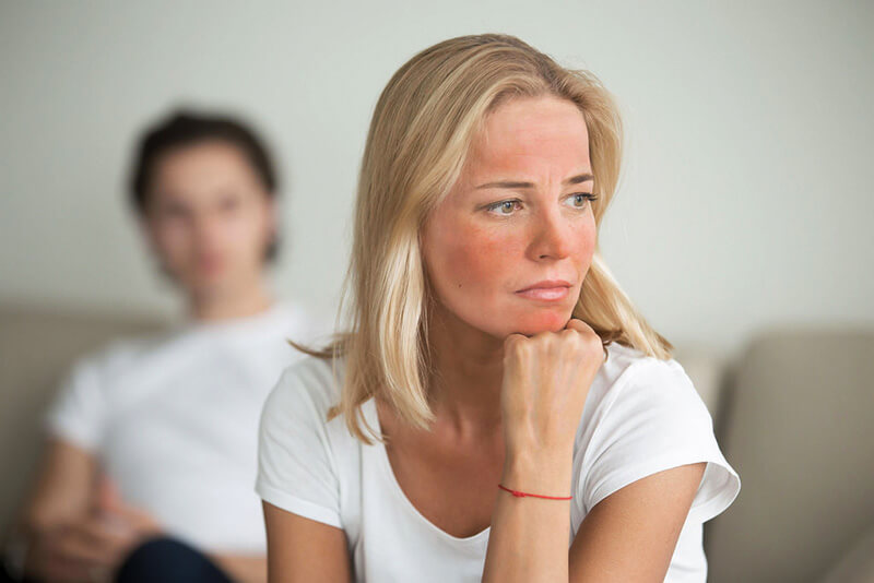 depression and rosacea