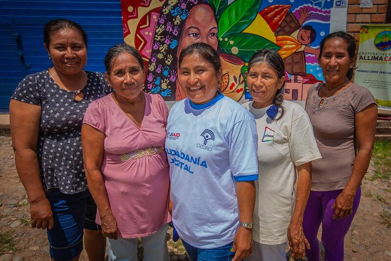 Latin-American women