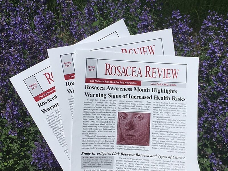 Spring 2017 Rosacea Review