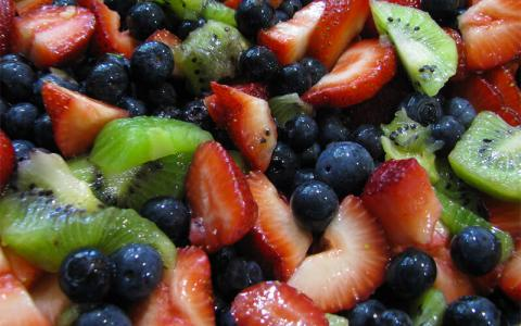 fruits are a natural source of antioxidants