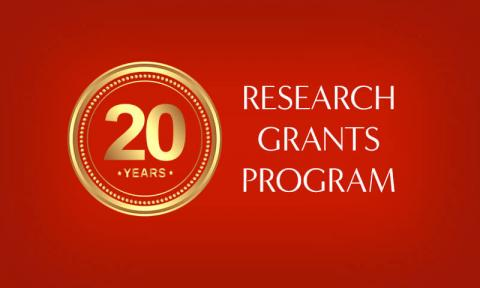 NRS Research Grants Program marks 20 years